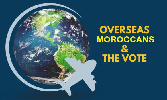 Moroccans Residing Abroad/ MRE - VOTE
