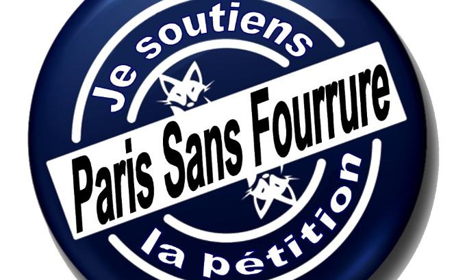 Pétition : Interdiction des ventes de fourrures animales à Paris