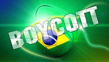 Pétition : Boycott des joueurs pendant la coupe du Monde au Brésil !