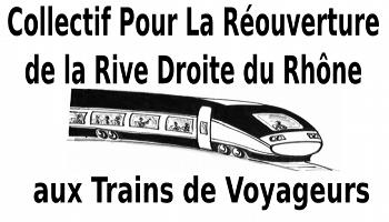 Pétition : Pour la réouverture de la ligne ferroviaire Valence- Nîmes par l'Ardèche, seul département de France privé de train