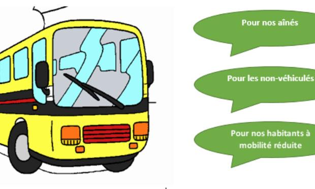 Militons pour des passages plus fréquents du bus à Viastels