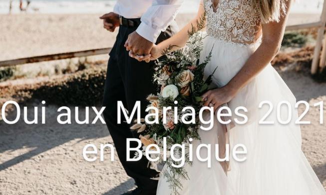 Autorisation des mariages de 2021 en Belgique