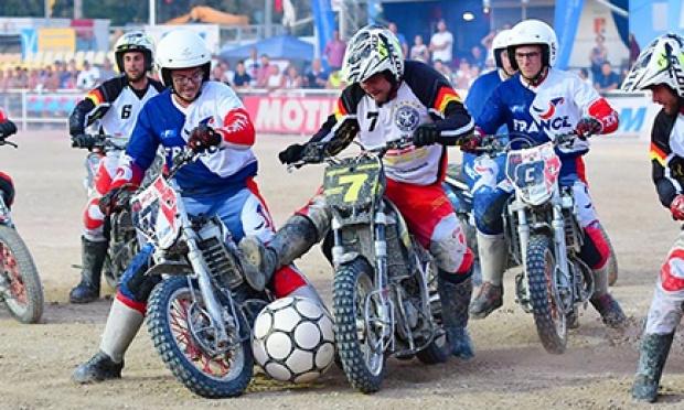 Pour que MPG intègre le championnat de Motoball