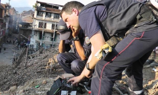 Soutenez les pompiers de l'humanitaire ! Ils ont besoin de vous.