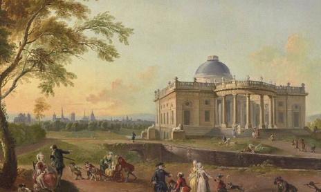 Pétition : Sauvons le parc boisé du château de Montmuzard