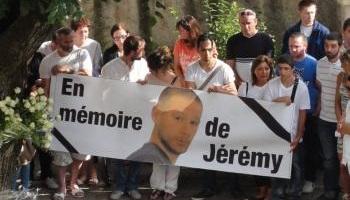 Pour l'expulsion des assassins de Jérémy Mortreux
