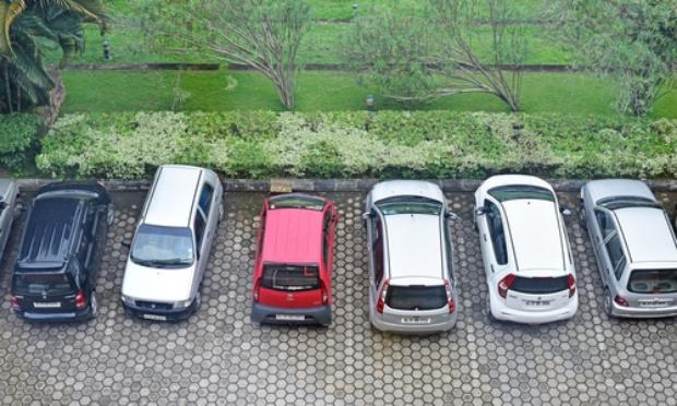 Sécurisation du parking de la résidence Moulin Bleu de Lomme