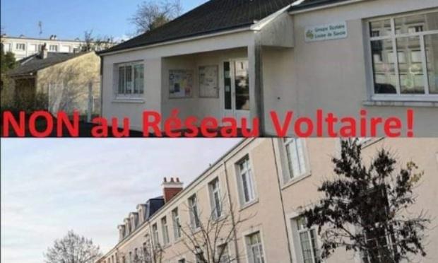 Pétition : Non au projet de regroupement des écoles Favignolles/Bourgeau