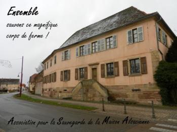 Pétition : Non au saccage de notre patrimoine à Entzheim !