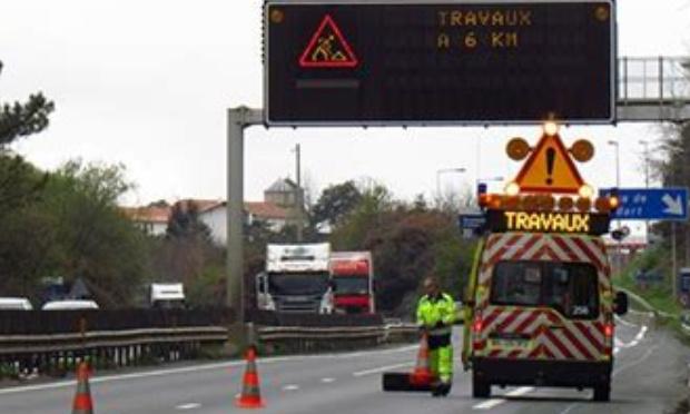 Pour le nettoyage des déchets aux abords des voies rapides