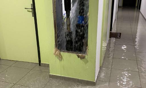Residence innondée a plusieurs reprises, moisissures, fissures, degats matériels