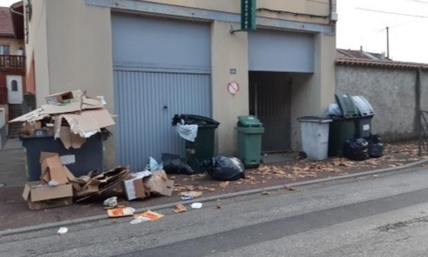 Gestion des déchets par le Pays Voironnais: à la poubelle !
