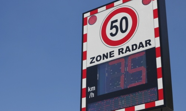 Pour l'installation d'un radar pédagogique rue Laennec à Guipavas