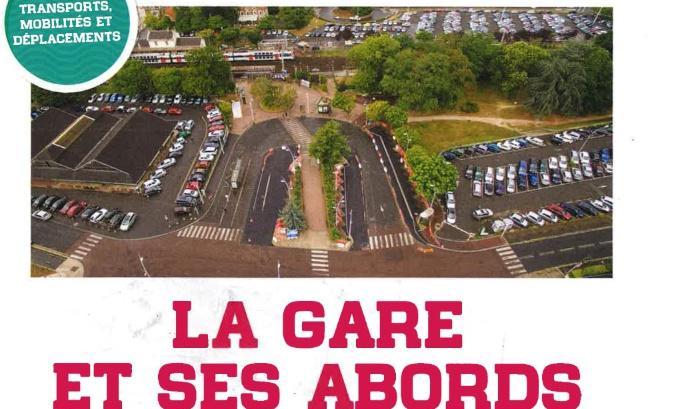 Pétition : Non au projet pole gare de la ville de sainte Geneviève des bois