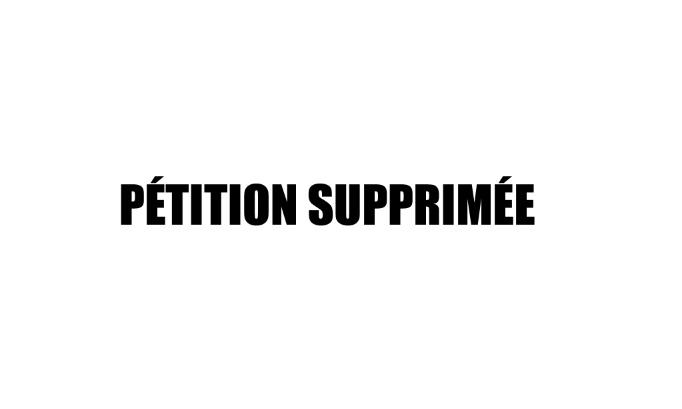 Non aux restrictions sanitaires ! Chacun est libre, chacun est responsable !