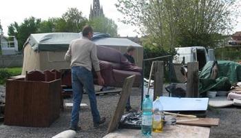 Migrants à Steenvoorde : stop au durcissement de la situation !