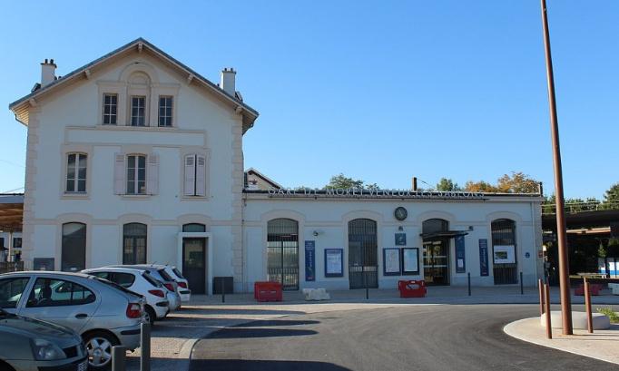 Pour une mise en accessibilité totale de la gare de Moret - Veneux-les-Sablons