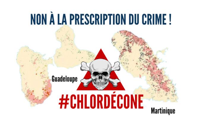 Pétition : NON A LA PRESCRIPTION DU CRIME CHLORDÉCONE!