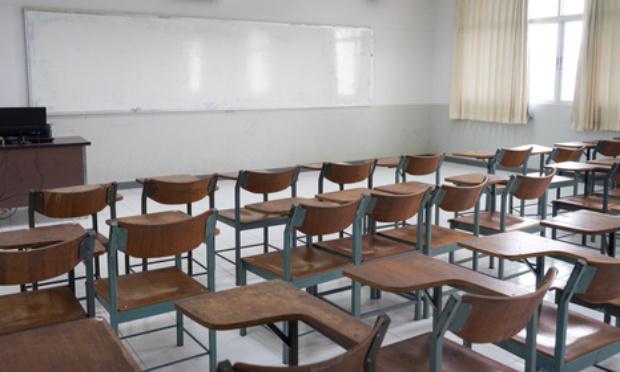 Fermeture d'une classe d'élèves au Brugeron