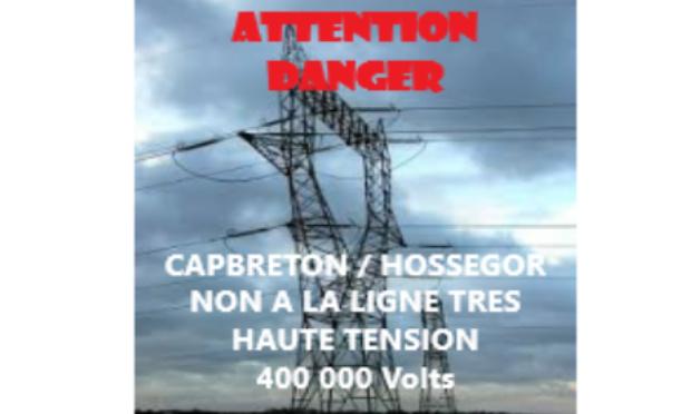 Pétition : La côte Landaise n'est pas une centrale nucléaire