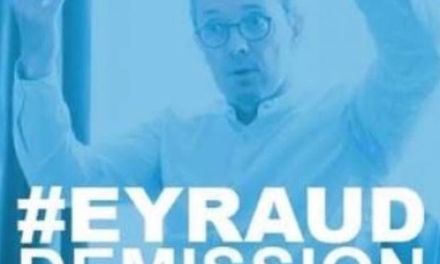 Pour la démission de Jacques-Henri Eyraud