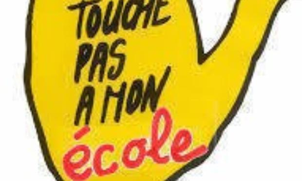 Non à la suppression d'une classe en filière bilingue à l'école publique Louis Courot Plomeur