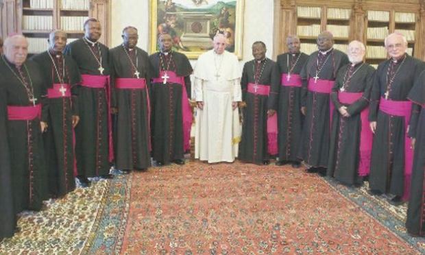 Pétition : Protéger les Évêques du Congo