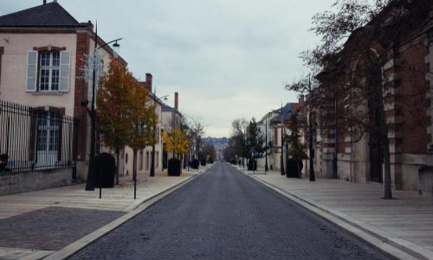 Réouverture de la voie avenue de provence Les ULIS (91940)