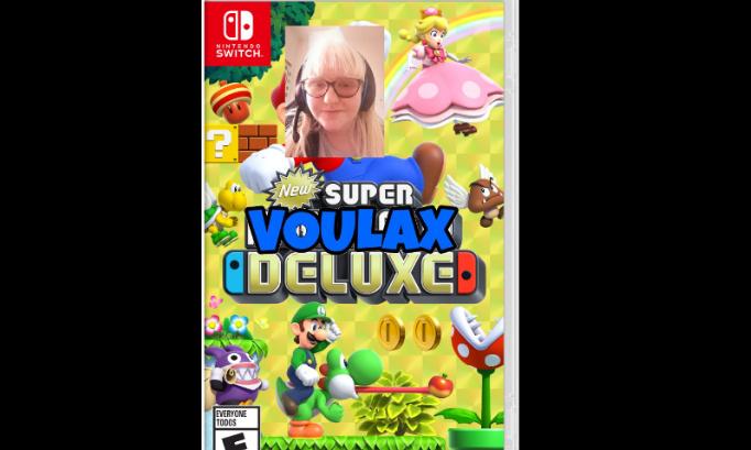 Voulax in Smash (ou dans un jeu)