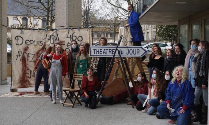 Pétition : Pour un enseignement artistique singulier plutôt que standardisé : il faut sauver le Théâtre École d'Aquitaine de Pierre Debauche !