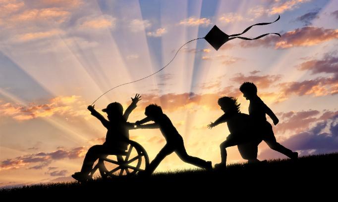 Pour faire valoir les droits des enfants porteurs de handicap à l'école élémentaire Emeriau