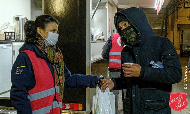 Urgence hivernale : les personnes sans-abri ont besoin de nous !