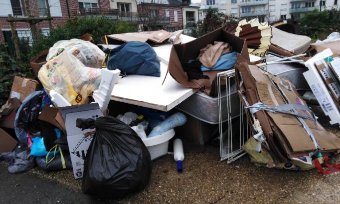 A quand la fin des poubelles sur la voie publique