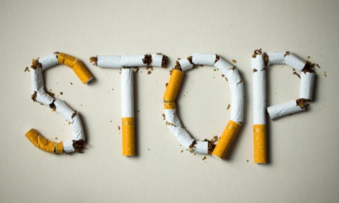 Arret de fabrication de cigarettes