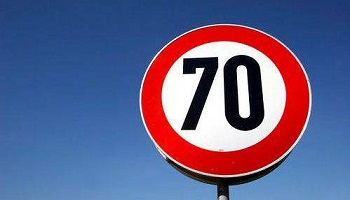 Pétition : Baissons la limitation de vitesse à 70 km/h sur les petites routes - Halte aux délinquants de la route !