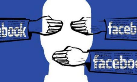 Halte à la censure facebook