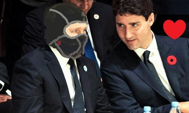 Destitution de ce fou furieux de Justin Trudeau