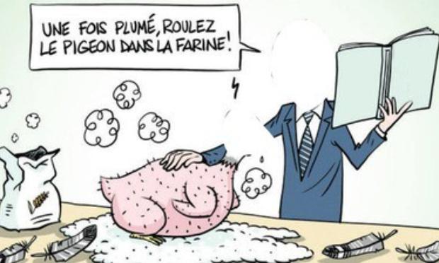Deux questeurs contre 66 millions de Français!
