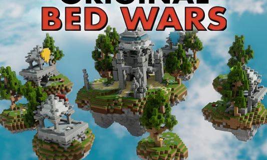 Pour que Maxou rejoigne le magnifique jeu Bedwars