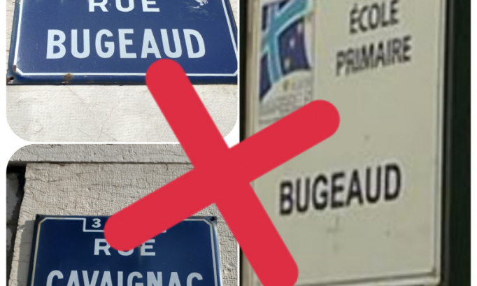 Bugeaud/Cavaignac a Marseille ce n'est plus possible