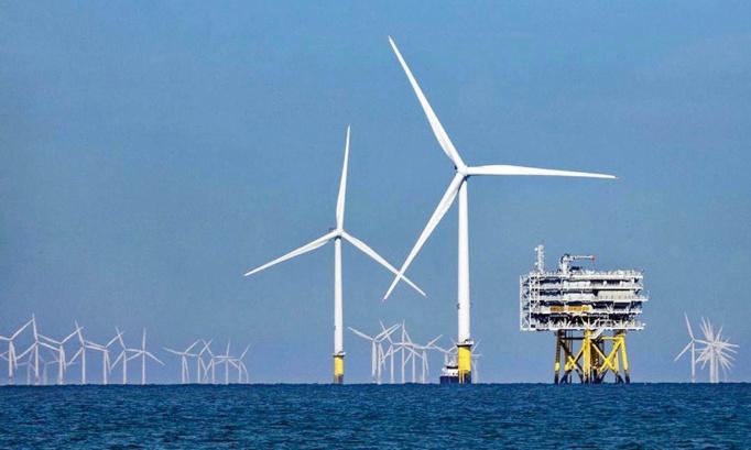 NON au projet du parc éolien offshore Groix et côte du Finistère ; respect du patrimoine naturel