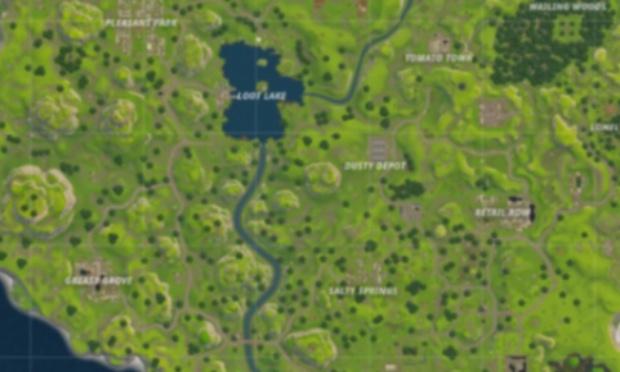 Le retour de la map de Fortnite chapitre 1