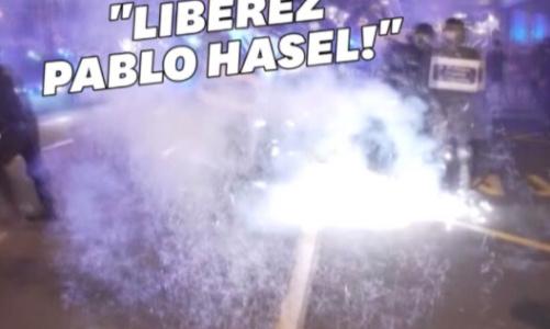 Pétition : Soutien à la liberté d'expression - Libérez Pablo Hasel