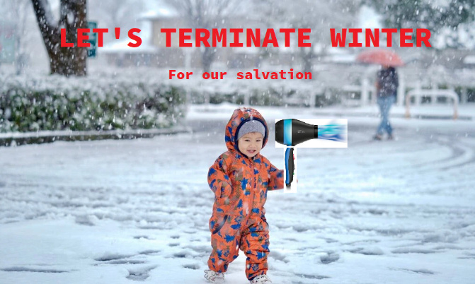 Making winter illegal could save up to 30.000 lives every year
