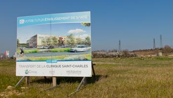 Pétition : Oui au transfert de la clinique St Charles à Salaise-sur-Sanne, oui aux services de proximité, oui aux urgences 24h/24h