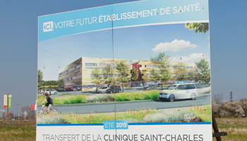 Pétition : Transfert de la clinique Saint Charles à Salaise sur Sanne
