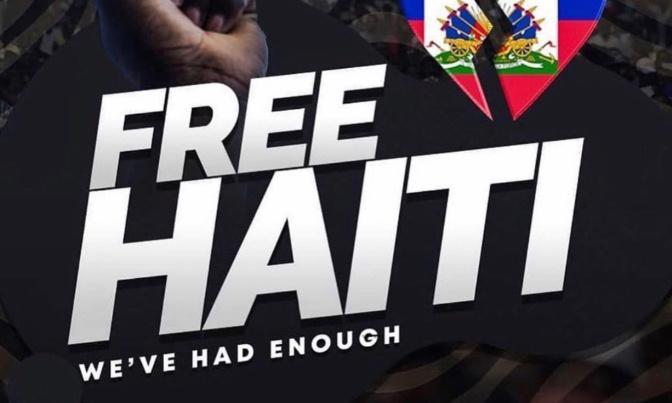 Aksepte aide russie bay la , mete pyew nan dlo pou haiti