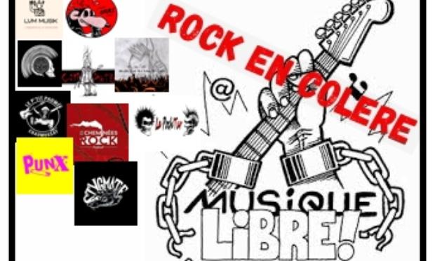 ROCK EN COLERE