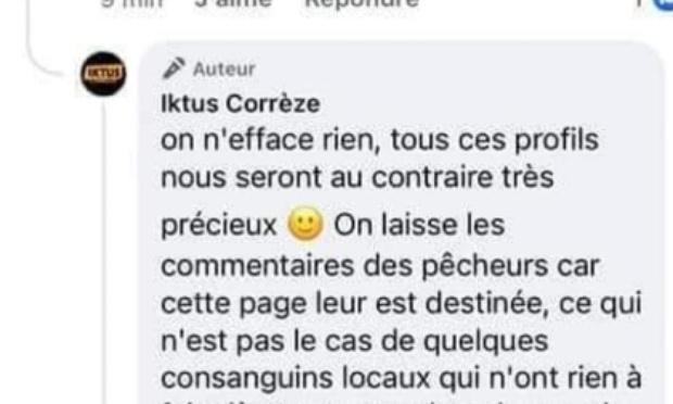 Retour sur l'invasion d'Iktus en Corrèze et leurs intérêts égoïstes en vers les corréziens