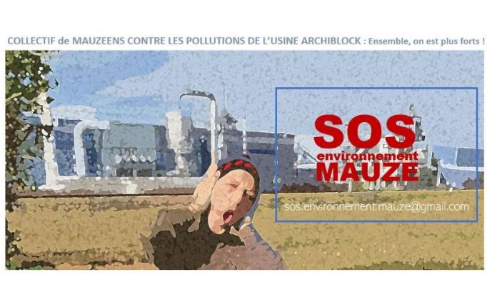 ARCHIBLOCK : HALTES AUX POLLUTIONS  et RESPECT DES NORMES ENVIRONNEMENTALES !
